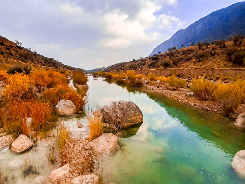 رودخانه قره آقاج کوار