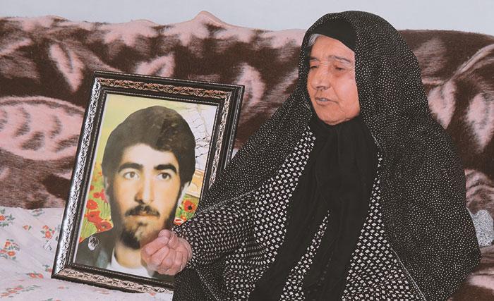 مستند کوتاه خاطرات شهید عباس کشاورز از زبان مادر ایشان