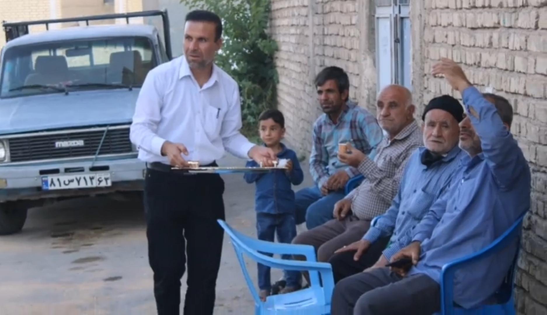 جشن عید غدیر در شهرک ایثار