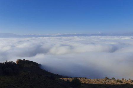 بر فراز کوه های ارباب علیا