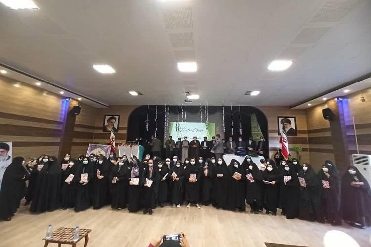 یکصد نفر از حافظان قرآن در کوار تجلیل شدند