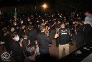 گزارش تصویری از مراسم عزاداری محرم اکبرآباد