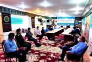 جلسه شوراى فرهنگ عمومی شهرستان کوار برگزار شد