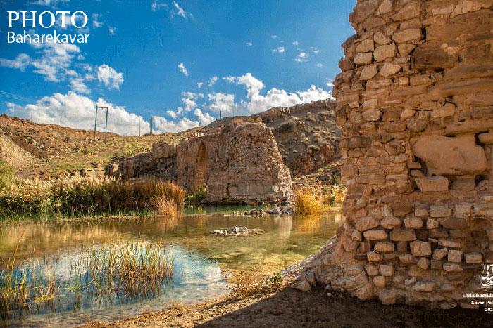 مکان های تاریخی در کوار