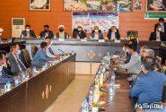 حضور وزیر صمت در نشست شورای اداری کوار + فیلم و عکس